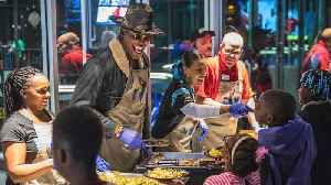 Cam Newton Set To Feed Over 1,000 Kids On Thanksgiving [Video]