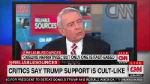 Stelter and guest: Trump supporters in mind-control cult [Video]
