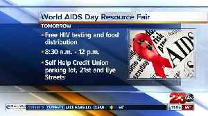 World AIDS Day Resource Fair [Video]