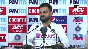 News video: Balanced Test format should have one series in country and other in different Virat Kohli