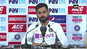 Enjoyed the new challenge of playing under lights with pink ball Virat Kohli [Video]
