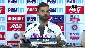 If we get enough time to prepare for Test cricket, will do anything for it Virat Kohli [Video]