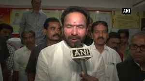 MEA is in constant contact with Pakistan Kishan Reddy on Hyderabad resident missing since 2017 [Video]