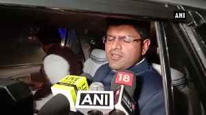 I'll work with CM Nitish Kumar on Bihar and Haryana common issues Dy CM Dushyant Chautala [Video]
