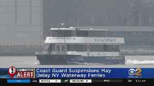 Commuter Alert For NY Waterway Ferry Riders [Video]