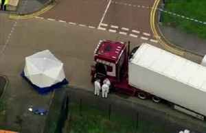 Man pleads guilty to offences in UK lorry deaths case [Video]