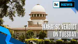 Maharashtra SC verdict on Tuesday; who said what in the Supreme Court [Video]