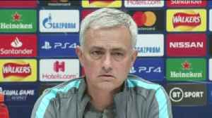 Jose: Zlatan will not join Spurs [Video]