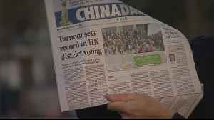 Hong Kong democrats score historic victory amid ongoing protests [Video]