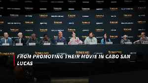 Dwayne Johnson and Danny DeVito crash wedding [Video]