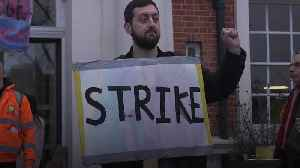 University workers start eight-day strike at 60 UK institutions [Video]