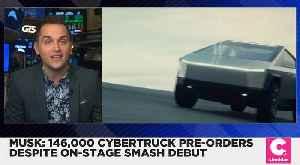 Tesla's Cybertruck Received Over 200,000 Pre-Orders [Video]