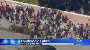 Boyd Anderson High School, 2 Other Schools Evacuated Due To Threat [Video]