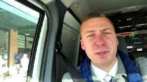 Reporter Update; Chris Hoffman - Steelers Quarterback [Video]