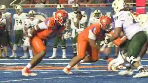 News video: Boise State looks to finish off a perfect Mountain West Conference record