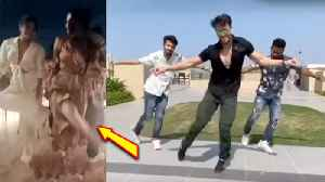 Priyanka Chopra AMAZING Dance On Hrithik Roshan's Ghungroo Song From War Movie | Tiger Shroff [Video]