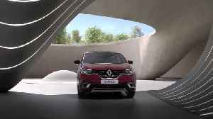 2019 All-New Renault ESPACE Initiale Paris - 3D Product film [Video]