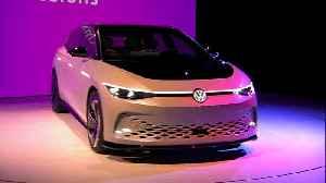Volkswagen ID. SPACE Vizzion Concept presented in Los Angeles [Video]