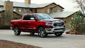 2020 Ram 1500 Limited Driving Video [Video]