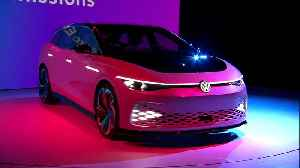 Volkswagen ID. SPACE Vizzion Concept unveiled at the Petersen Automotive Museum in Los Angeles [Video]