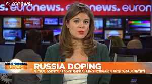 Anti-doping committee recommends Russia face four-year ban from global sports