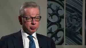 Gove: Tories will set up independent Islamophobia inquiry [Video]