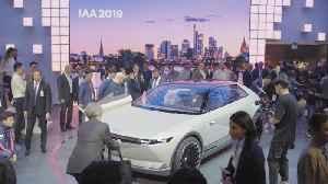Hyundai at 2019 Frankfurt Motor Show - Highlights [Video]