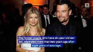 Fergie and Josh Duhamel Finalize Divorce [Video]