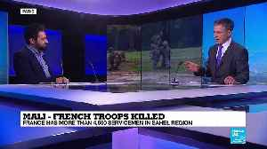 French military operations in Africa is strategic, unlike in Afghanistan [Video]