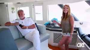 New Romances? 'Below Deck' Star Tanner Sterback Says Sparks Start To Fly When Rhylee Gerber Returns! [Video]