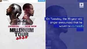 Omarion Announces 'Millennium Tour' Without B2K [Video]