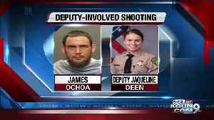 Deputy hurt in deputy-involved shooting, suspect in custody [Video]