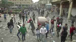 News video: Security forces kill nine in Iraq protests