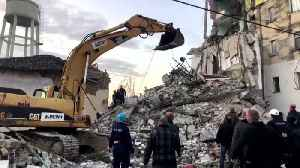 Six dead as quake hits Albania [Video]
