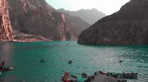 The Beauty of Attabad Lake [Video]