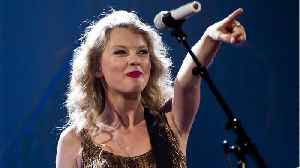 Taylor Swift Breaks Michael Jackson's Record At AMAs [Video]