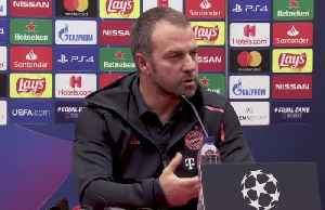 Bayern relishing raucous Red Star reception, says Flick [Video]