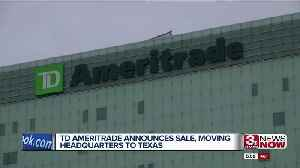 TD Ameritrade announces sale, moving headquarters to Texas [Video]