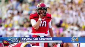 Former Counselor Charged In Case Against Quarterback Aidan Atkinson [Video]