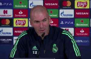Our most important match of the season says Zidane on PSG clash [Video]