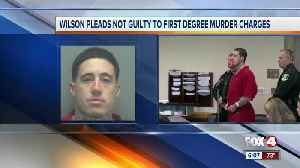 Wade Wilson pleads not guilty to First Degree Murder [Video]