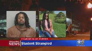 Man Charged In Murder Of UIC Student [Video]