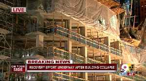 Crews now hope for recovery, not rescue, in building collapse [Video]
