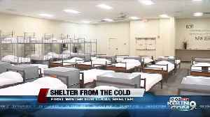 Gospel Rescue Mission shelters more this winter [Video]