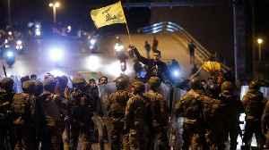 Lebanon protesters defiant despite Hezbollah confrontation [Video]