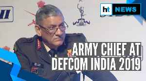 'Improve procurement cycles to avoid using obsolete equipment': Army Chief [Video]