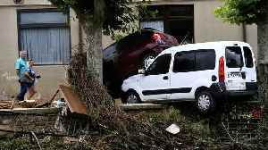 Europe weather: Deadly storms hit France, Italy and Greece [Video]