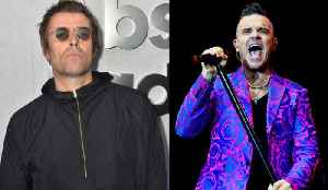 Robbie Williams and top promoter want Liam Gallagher boxing match [Video]