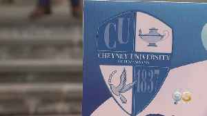 Cheyney University Of Pennsylvania To Keep Accreditation [Video]