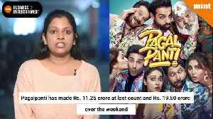 Frozen II Pagalpanti Out of Love' big offerings of the week Business of Entertainment [Video]